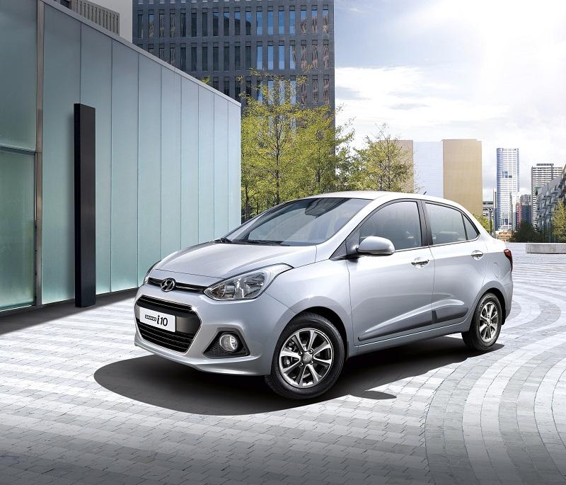 Hyundai Grand i10: sedan giá rẻ cho người Việt
