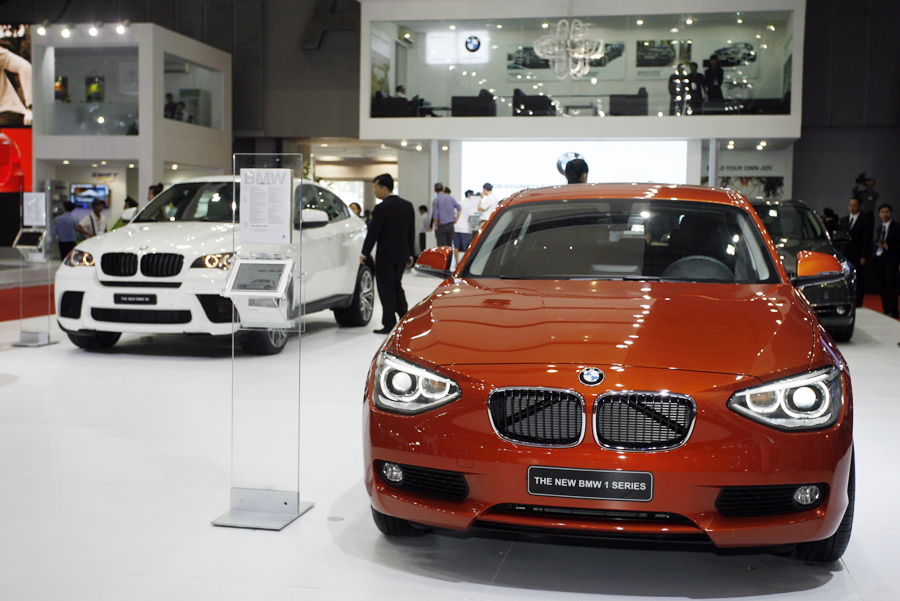 Các bộ chưa thống nhất về thay đổi thuế đối với ô tô nhập khẩu
