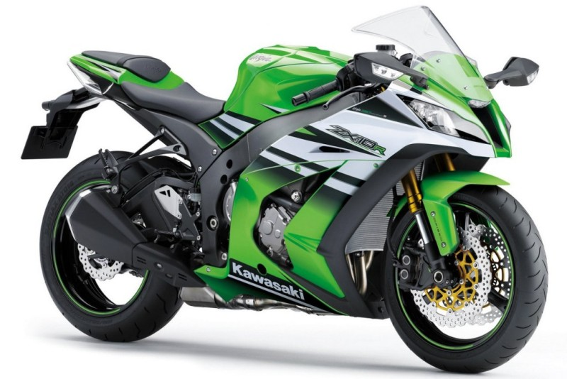 Kawasaki ra mắt phiên bản kỷ niệm 30 năm tại Ấn Độ