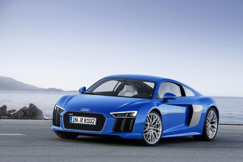Chiêm ngưỡng Audi R8 hoàn toàn mới