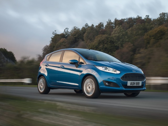Ford Fiesta bán chạy nhất châu Âu 3 năm liên tiếp