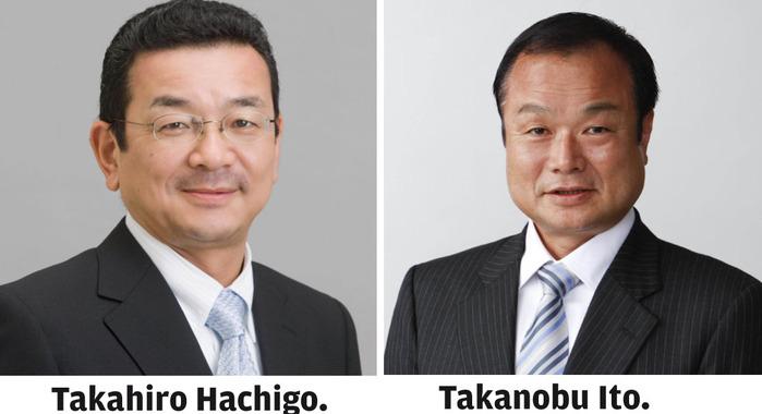Honda thay tướng vì thảm họa Takata