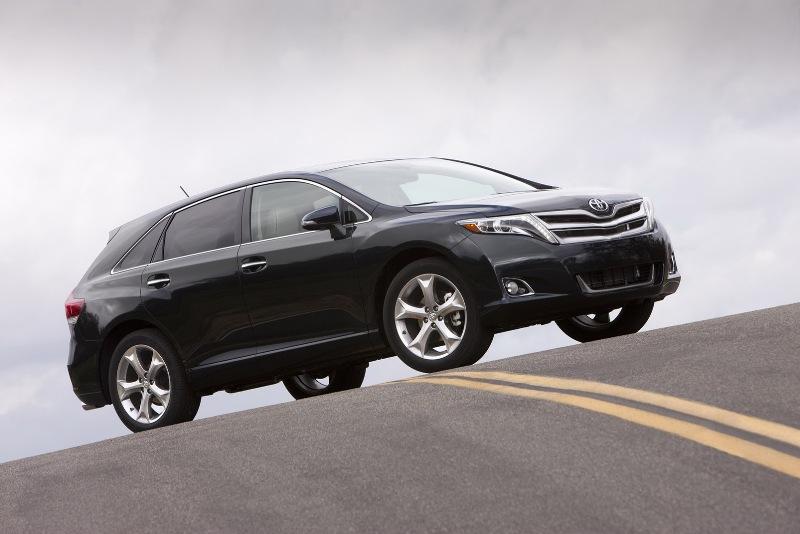 Toyota Venza bị khai tử