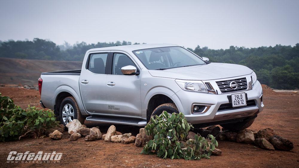 Giá từ 645 triệu đồng, Nissan Navara Np300 mới ra mắt có gì?
