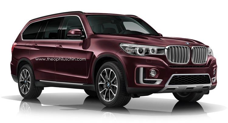 BMW X7 được trang bị động cơ V12, giá từ 130.000 Euro