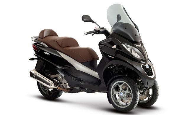 Piaggio kiện Yamaha và Peugeot sao chép ý tưởng