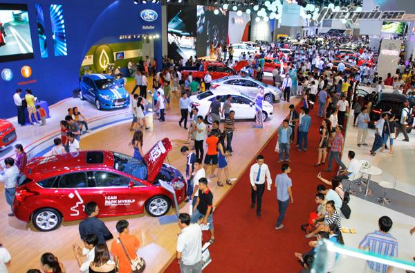 Tan giấc mơ ô tô Việt: Sự thất bại của nội địa hóa