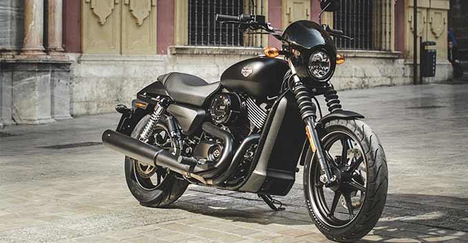 Harley-Davidson thu hồi 8.904 chiếc 750 và 500 đời 2015