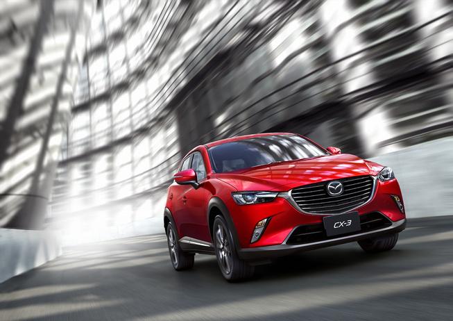 Tất tần tật về Mazda CX-3 2016