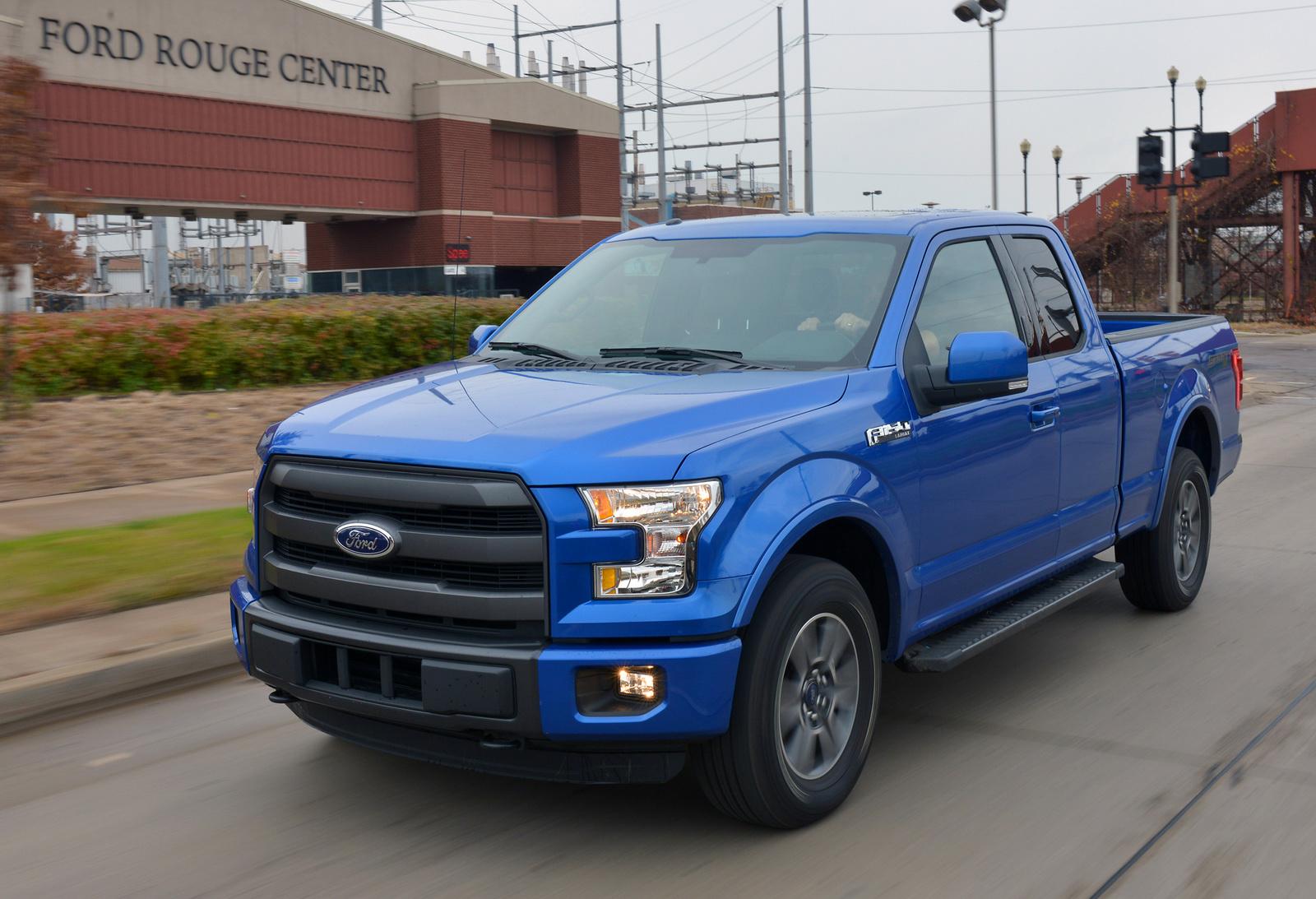 Ford mở rộng triệu hồi hơn 12.300 chiếc F-150 vì lỗi gây mất lái