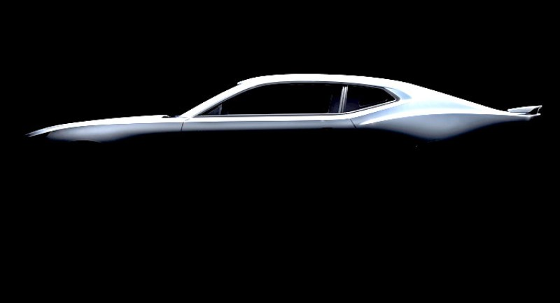Hé lộ thiết kế Chevrolet Camaro thế hệ mới