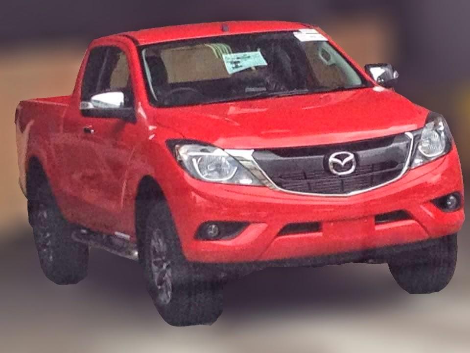 Mazda BT-50 2016: nâng cấp thiết kế toàn diện