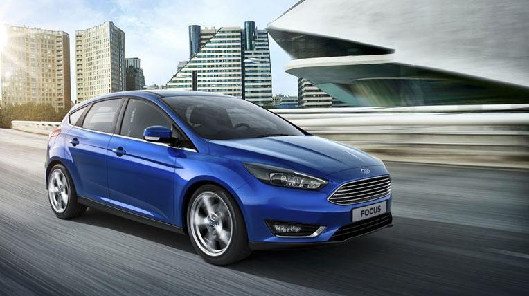 Ford Việt Nam triệu hồi 786 chiếc Focus