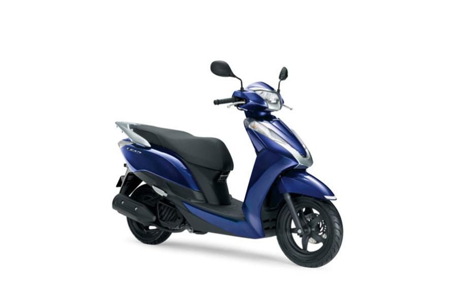 Honda Nhật Bản nâng cấp Lead 125