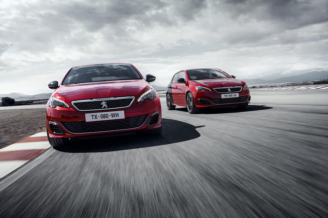 Peugeot ra mắt 308 GTi hiệu suất cao
