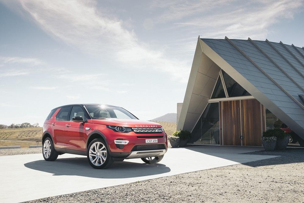 Soi chi tiết Land Rover Discovery Sport 2015 sắp ra mắt tại Việt Nam