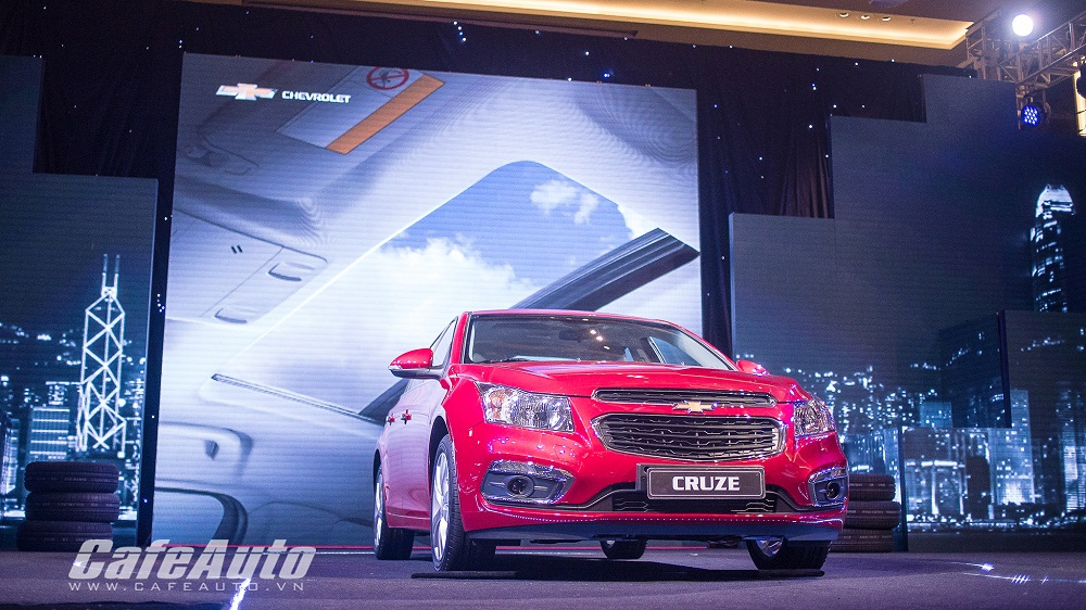 Rẻ nhất phân khúc Chevrolet Cruze vừa ra mắt có gì?