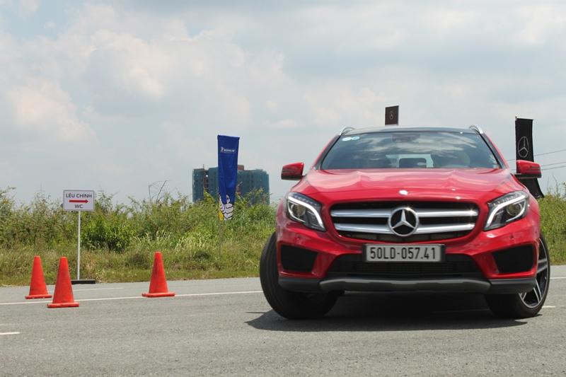 Cơ hội trải nghiệm 22 mẫu xe mới nhất của Mercedes-Benz