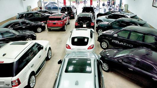 Những loại thuế và phí cần đóng cho ô tô cũ