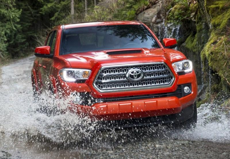 Những xe bán tải cỡ lớn tốt nhất 2015