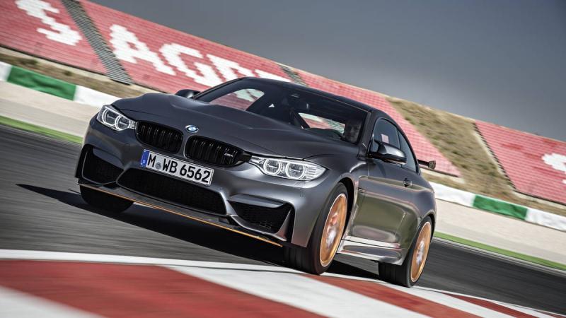 """""""Siêu phẩm"""" BMW M4 GTS 2016 công bố giá bán từ 134.200 USD"""