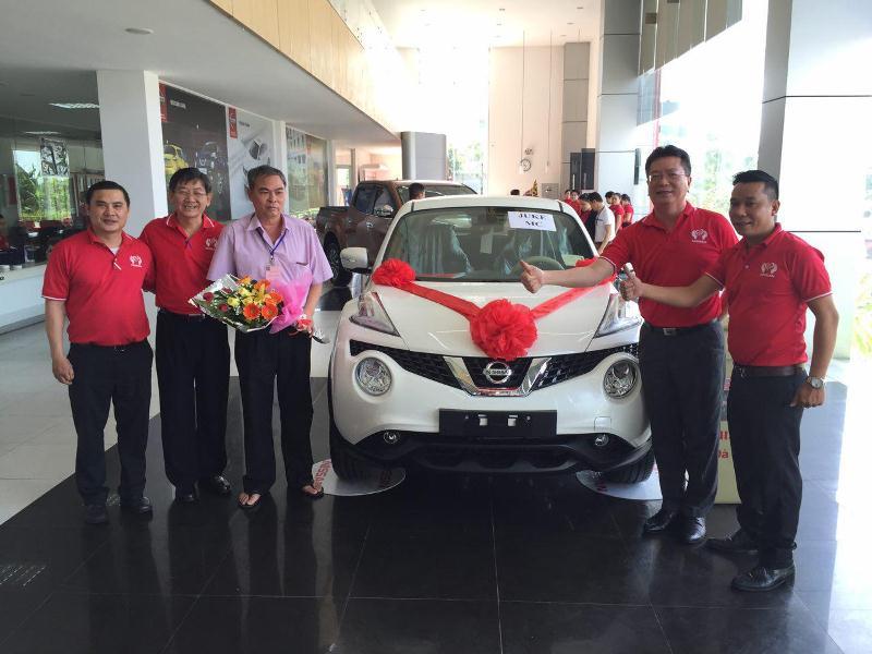 Nissan Đà Nẵng kỷ niệm 5 năm thành lập và tri ân khách hàng