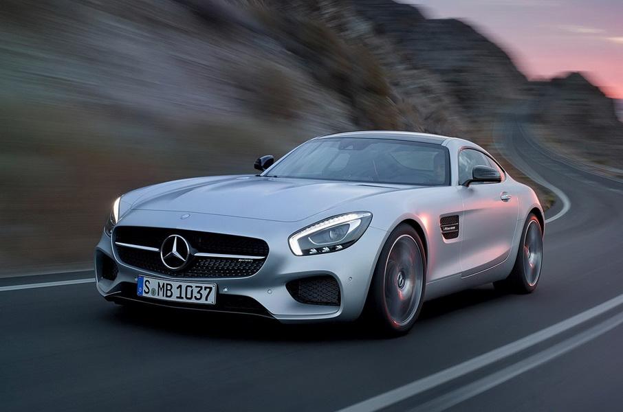 """Sẽ có phiên bản """"đỉnh"""" hơn Mercedes-Benz AMG GT S"""