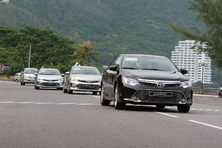 Nên chọn sedan cỡ trung 2.5L nào trong tầm giá 1,5 tỷ đồng?