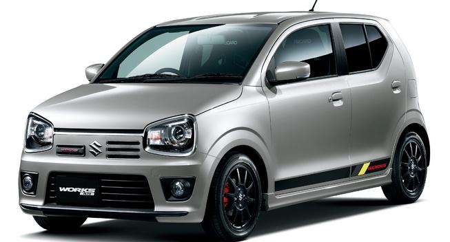 Suzuki Alto Works xe thành phố giá rẻ