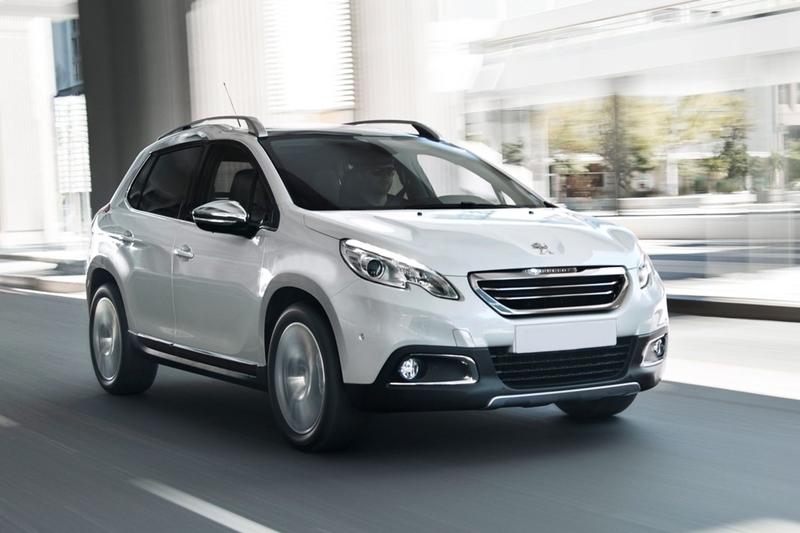 Mẫu CUV cỡ nhỏ Peugeot 2008 có giá bán 1,17 tỷ đồng tại Việt Nam