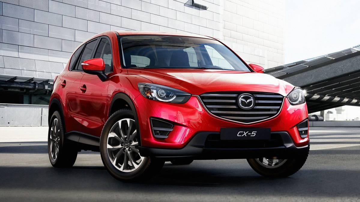Mazda CX-5 2016 sẽ ra mắt tại Việt Nam trong tháng 1