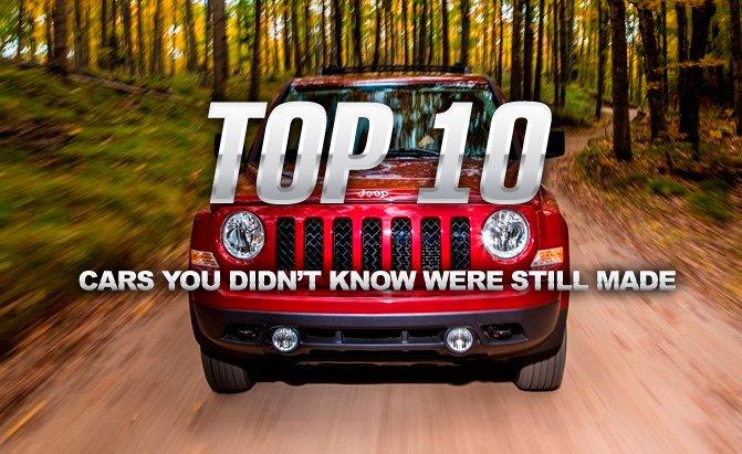 """10 mẫu xe bị khách hàng """"hờ hững"""" nhưng vẫn đang được bán"""