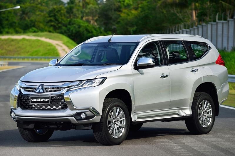 Toyota Fortuner, Mitsubishi Pajero Sport, Ford Everest khuấy động phân khúc xe 7 chỗ 2016