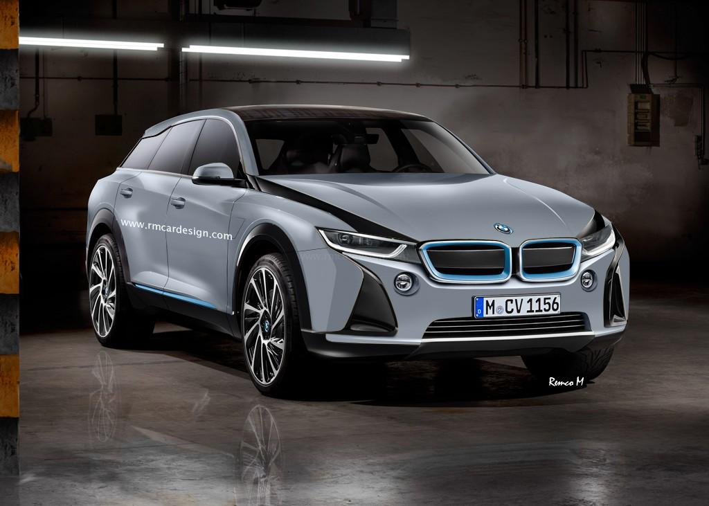 Sau i3 và xe thể thao i8, SUV BMW i5 sẽ sớm xuất hiện?