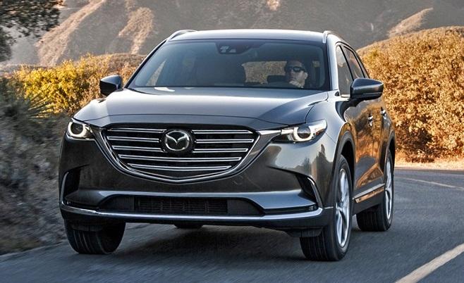 Mazda CX-9 2016 chính thức đi vào sản xuất từ tháng 2/2016