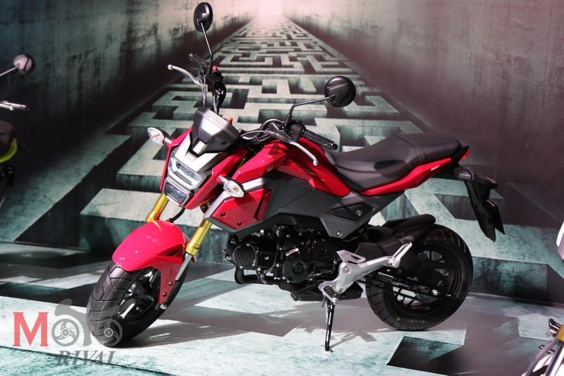 Honda ra mắt MSX 125 SF 2016, xe côn tay giá 47 triệu đồng