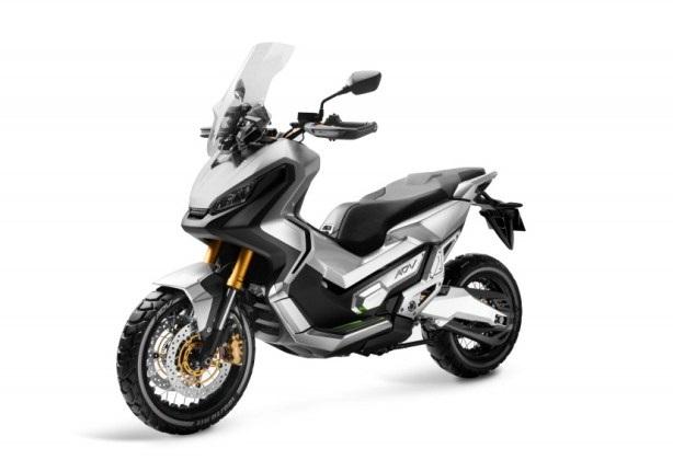 Honda chuẩn bị đưa vào sản xuất xe lai mô tô và tay ga