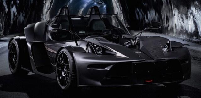 """""""Quyền lực đen"""" KTM X-Bow GT lộ diện tại Geneva Motor Show 2016"""