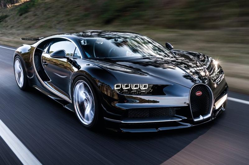 Bugatti Chiron 2017 – Kỷ nguyên mới cho sức mạnh thượng thừa