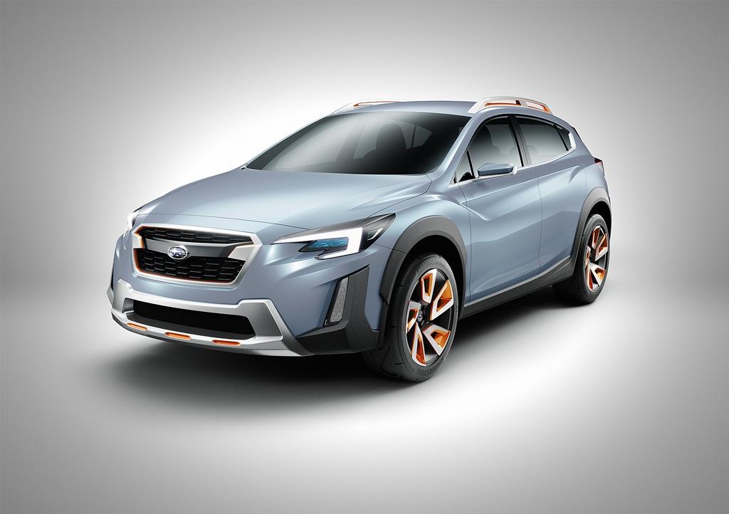 Vừa ra mắt ở Việt Nam, Subaru XV đã có thế hệ mới