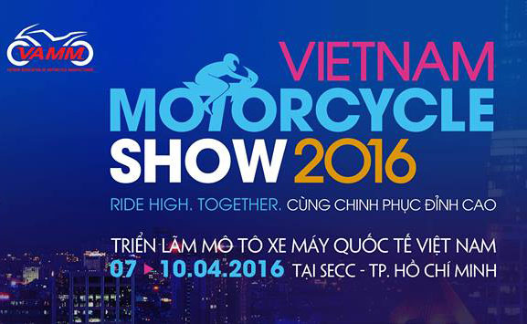 Xem gì tại Triển lãm Mô tô xe máy Việt Nam 2016?