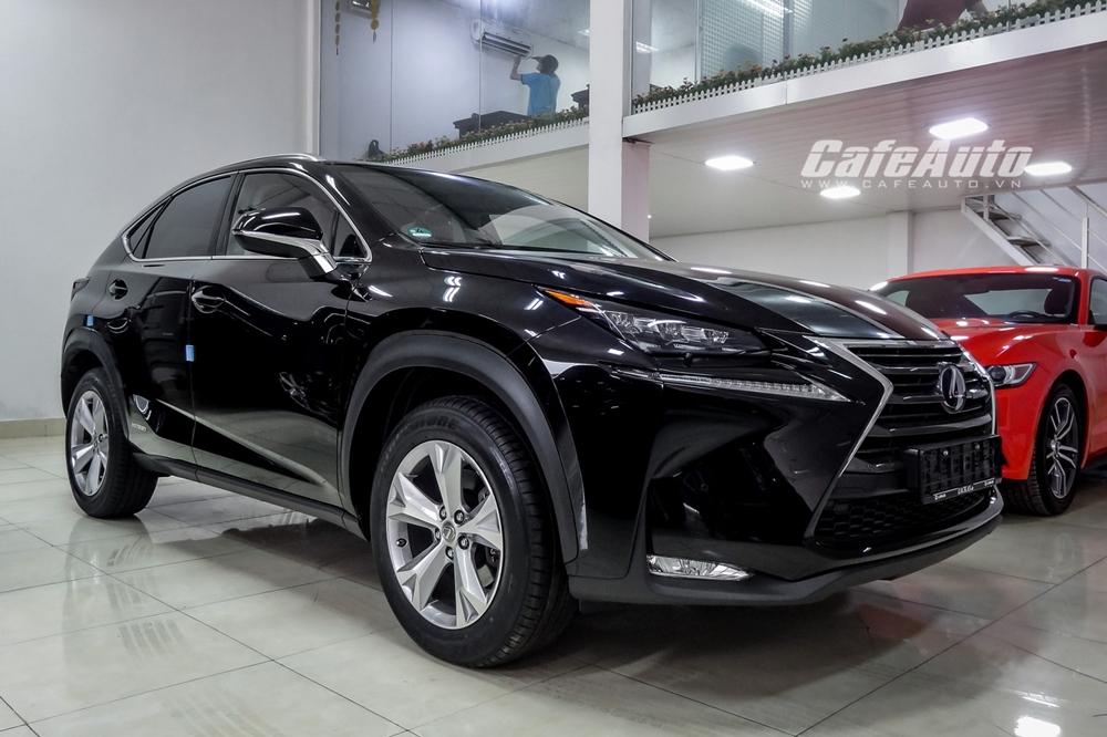 Chi tiết Lexus NX300h giá 3,2 tỉ đồng tại Hà Nội