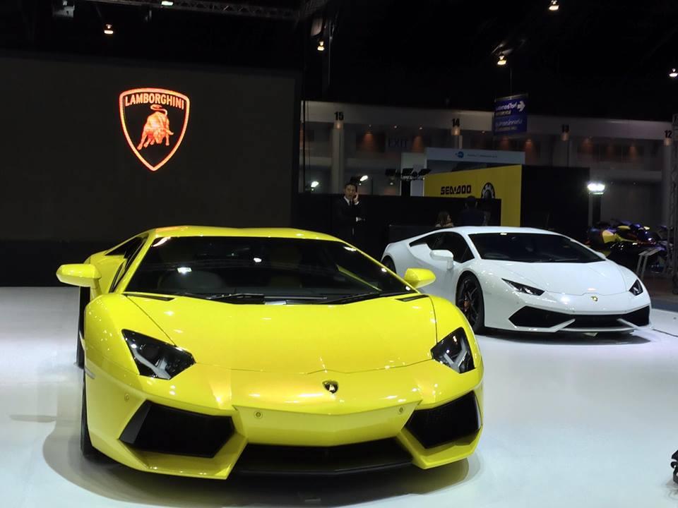 Xem trước dàn xe hấp dẫn tại Bangkok Motor Show 2016