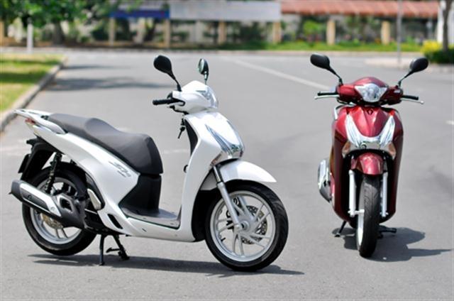 Những vụ triệu hồi xe máy đáng chú ý tại Việt Nam