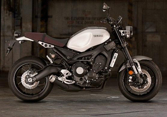 Mẫu naked-bike Yamaha XSR900 mới ra mắt người dùng Việt