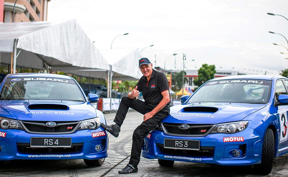 Trình diễn ô tô Subaru Russ Swift 2016 sẽ diễn ra tại Hà Nội