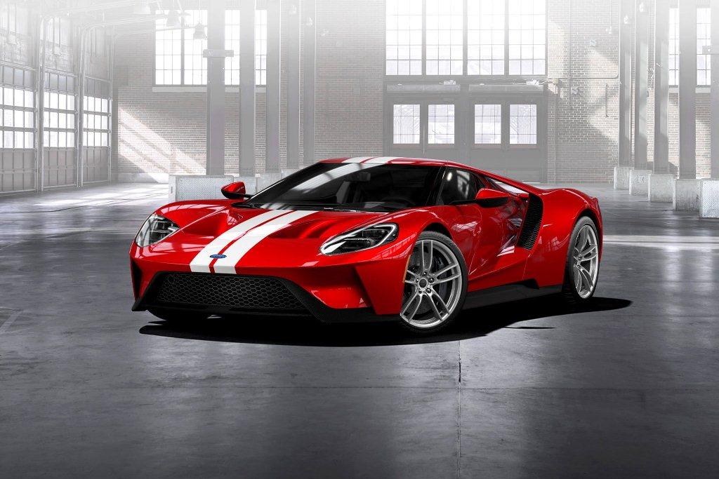 """""""1 chọi 13"""" để tranh suất mua Ford GT 2017"""