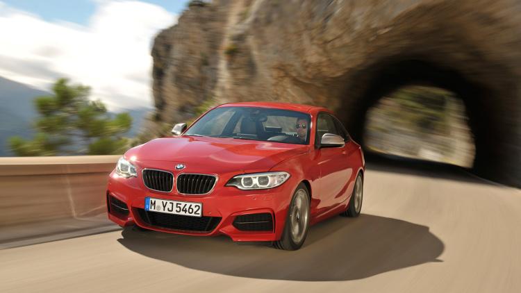 BMW nâng cấp động cơ cho 2 Series 2017