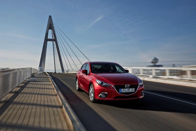 Mazda3 2016 có thêm động cơ diesel tăng áp