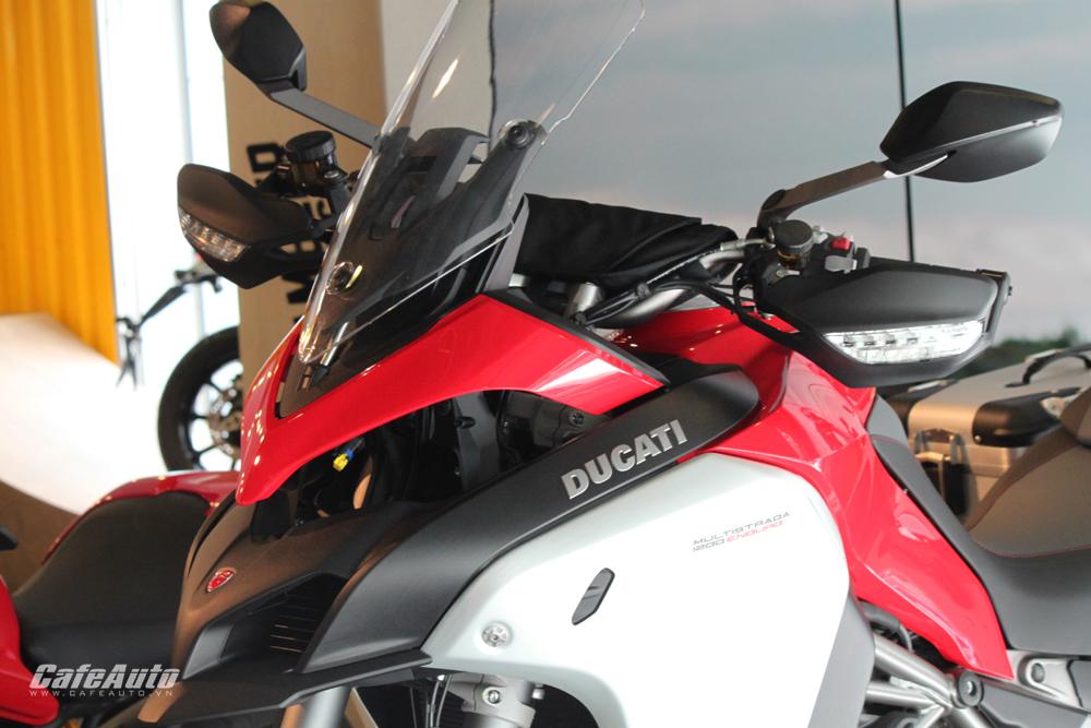 """Ducati Multistrada 1200 Enduro: """"Xế nổ"""" cho dân phượt giá 1,22 tỷ đồng"""